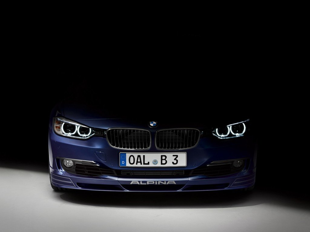 ALPINA B3 Bi-Turbo