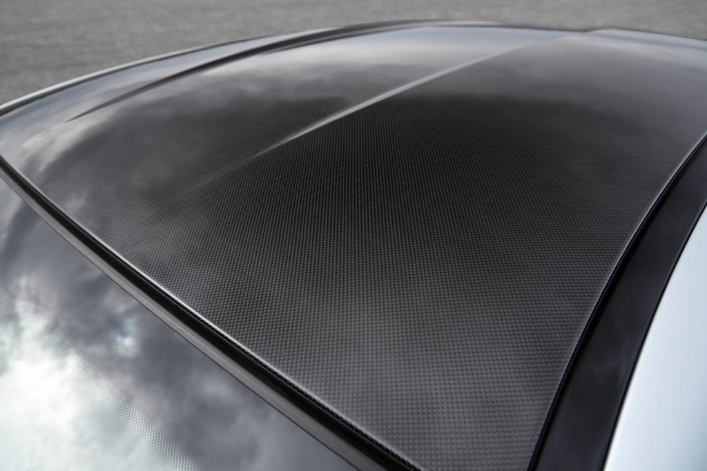 BMW M6 Gran Coupe roof carbon