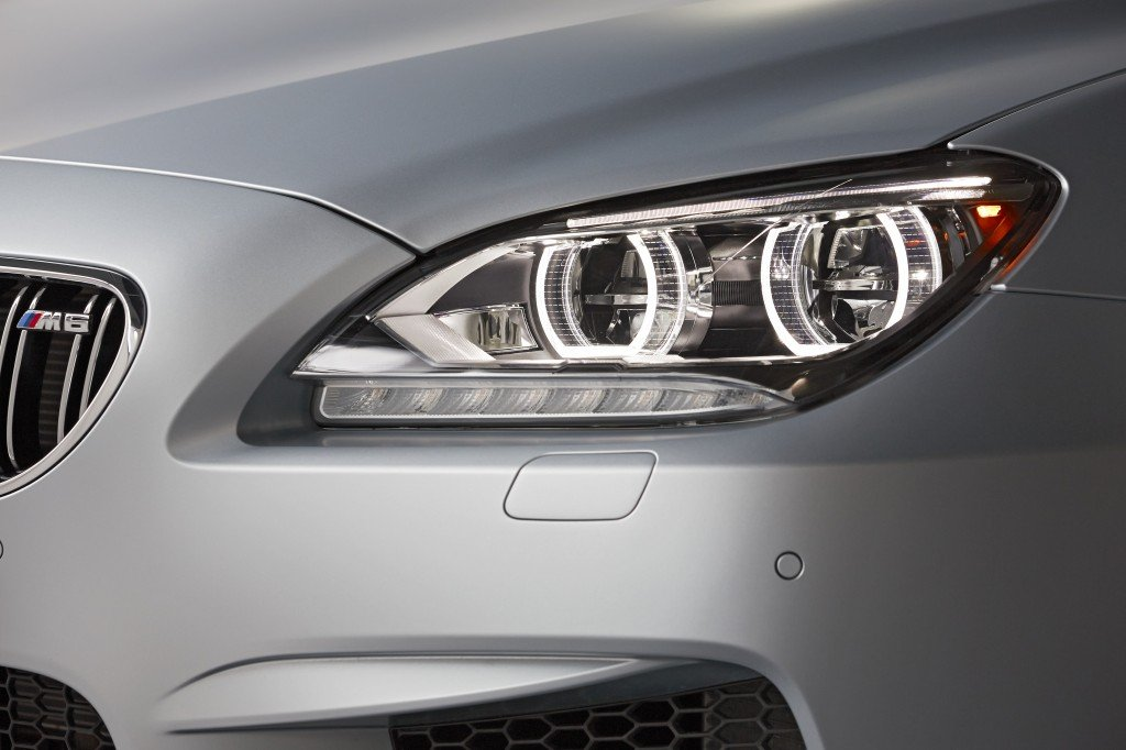 BMW M6 Gran Coupe front