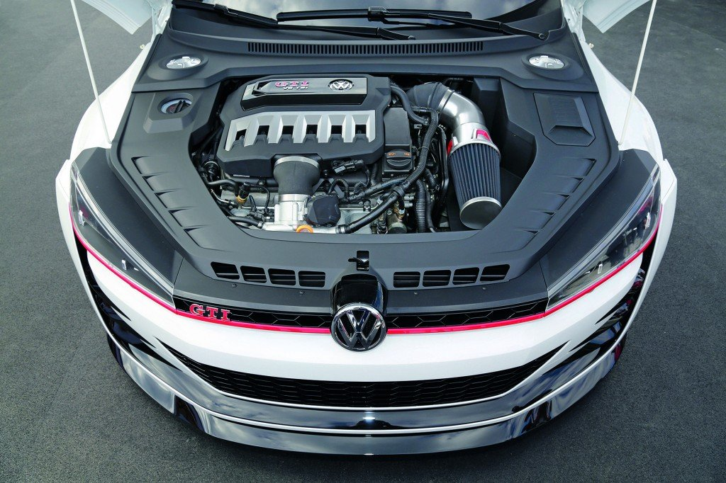 Design Vision GTI Engine