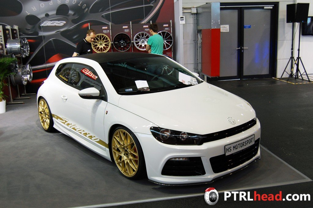 Tuning World Bodensee 2013 Scirocco R HS Motorsport