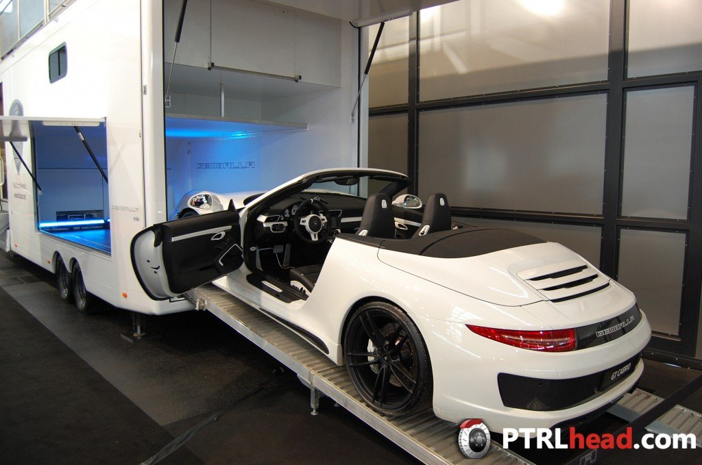 Tuning World Bodensee 2013 GEMBALLA GT Cabrio MOST FUTURIA sports+spa