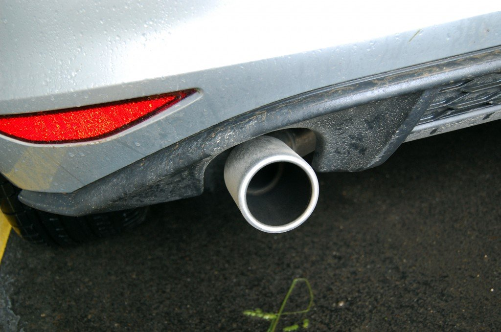 VW Golf 7 GTI Performance exhaust