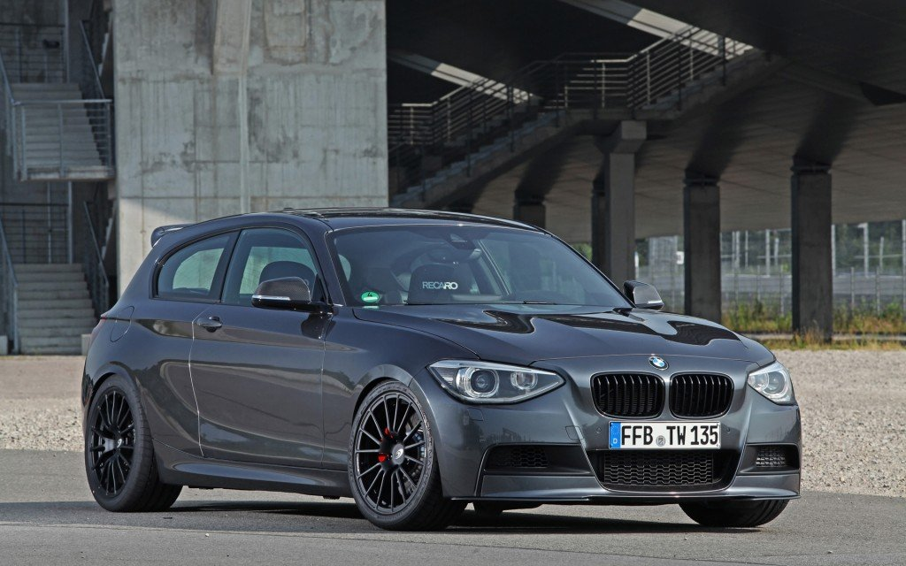 Tuningwerk BMW M135i RS Front