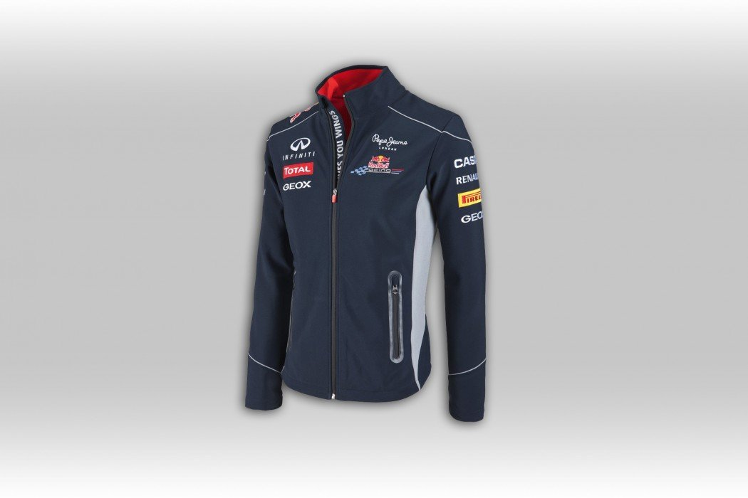 Red Bull Softshelljacke