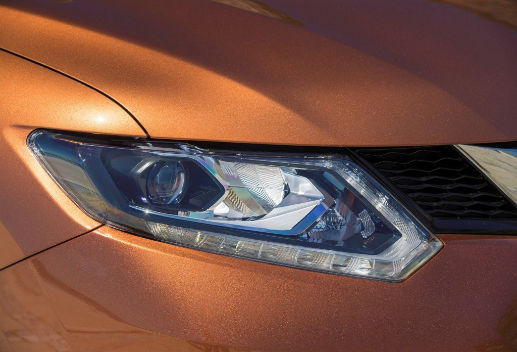 Nissan X-Trail LED