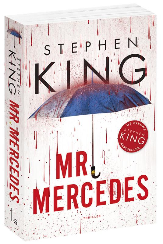Mr. Mercedes, Stephen King
