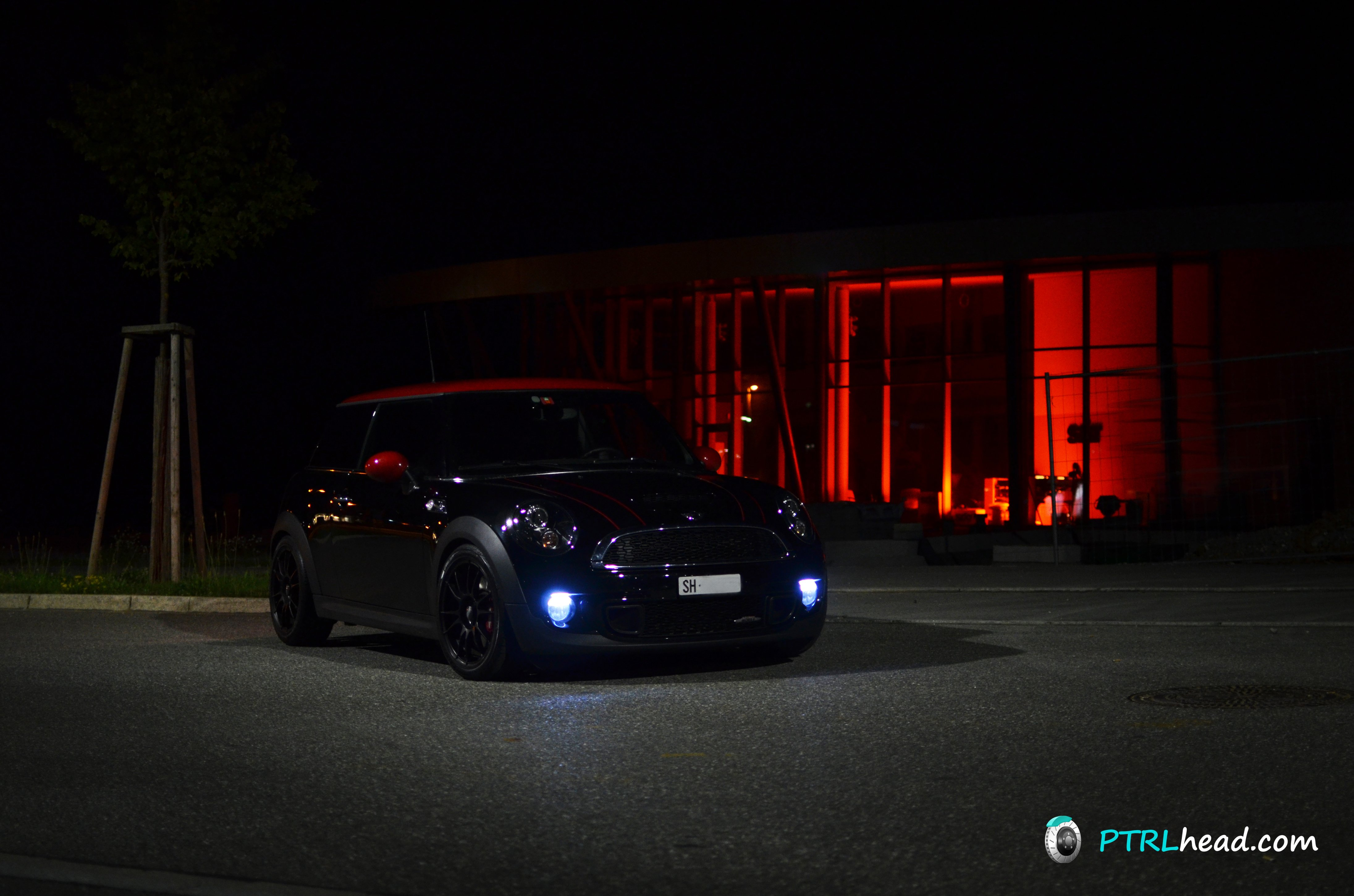 MINI JCW Nightdrive