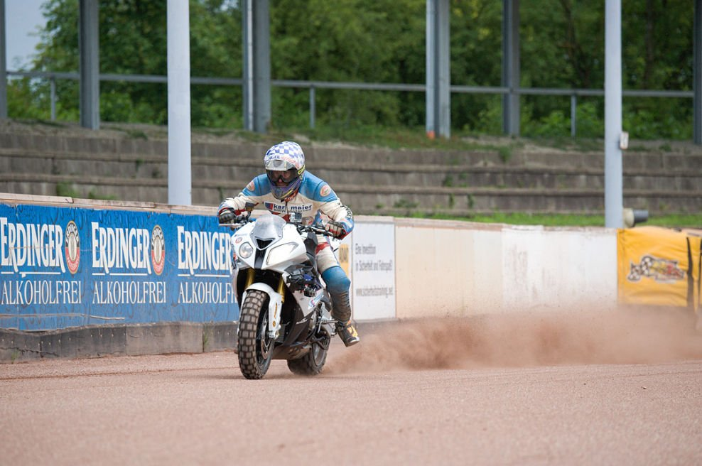 BMW S 1000 RR Offroad
