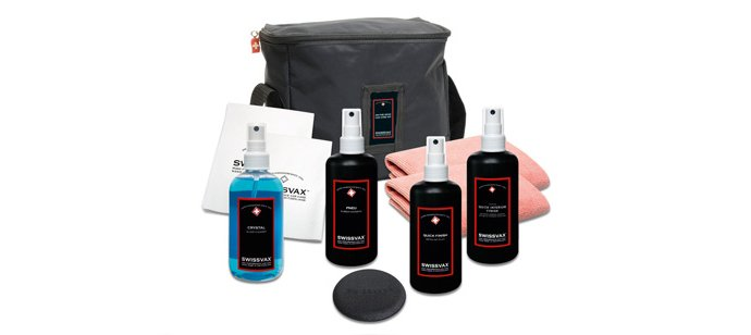 SWISSVAX ON-THE-ROAD Car Care Kit