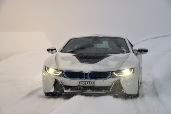 BMW xDrive Swiss Challenge 2015