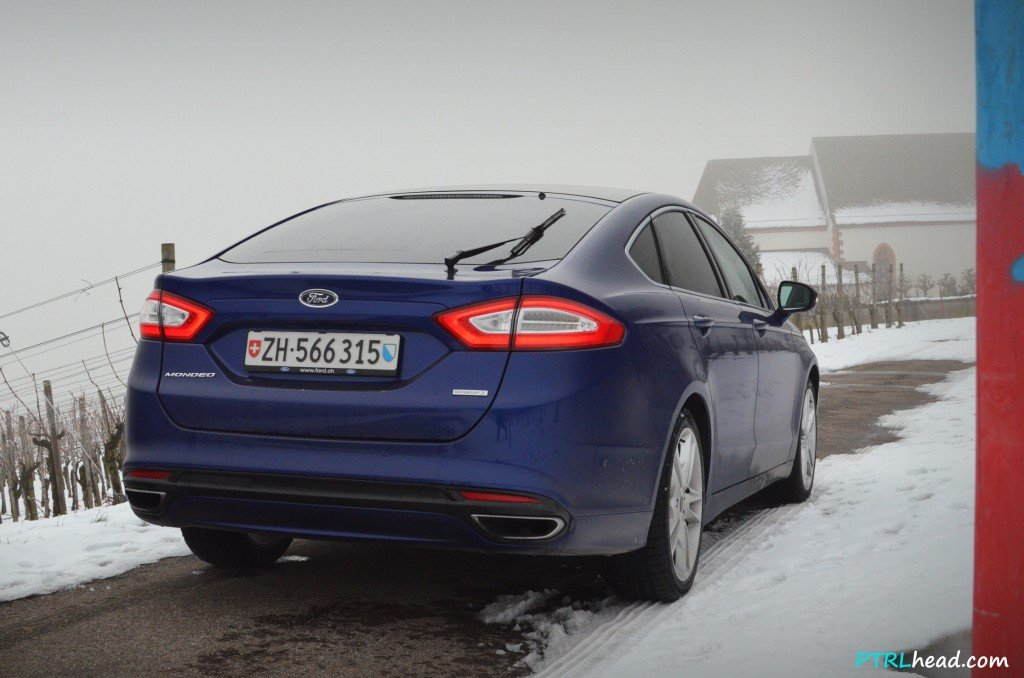 Ford Mondeo 2015 2.0L EcoBoost 240