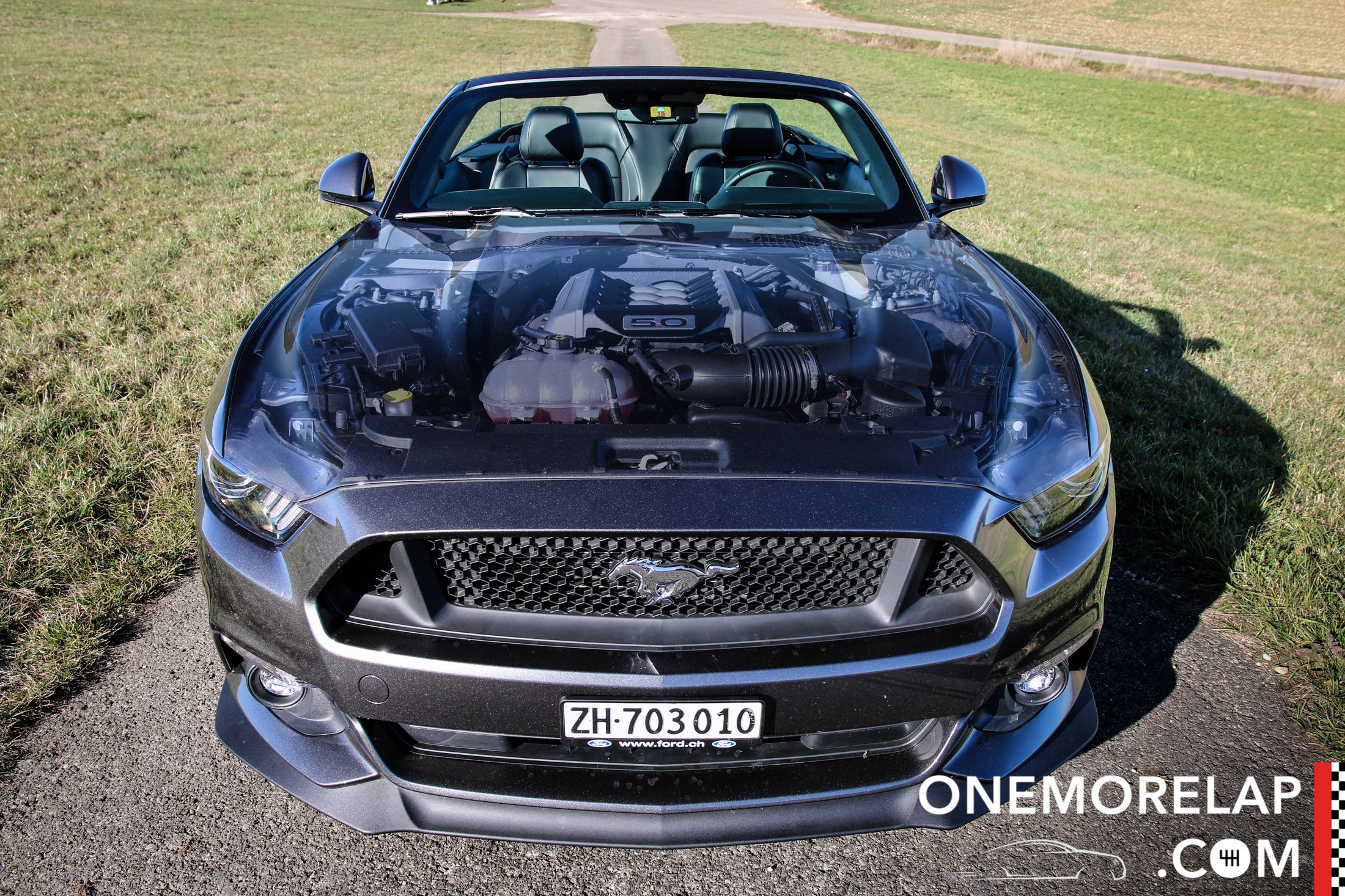 fahrbericht ford mustang gt cabrio 2015 by. Black Bedroom Furniture Sets. Home Design Ideas