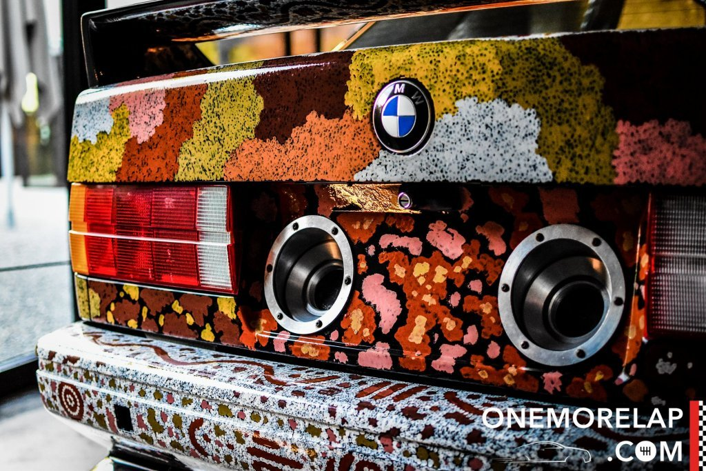 BMW Art Cars MAC Museum Singen