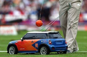 olympic games mini cooper