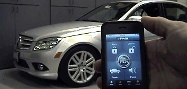 Mit Siri das Auto starten