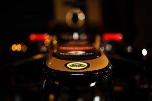 Lotus-F1 Burn Coca-Cola