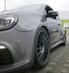 VW Golf R Widebody