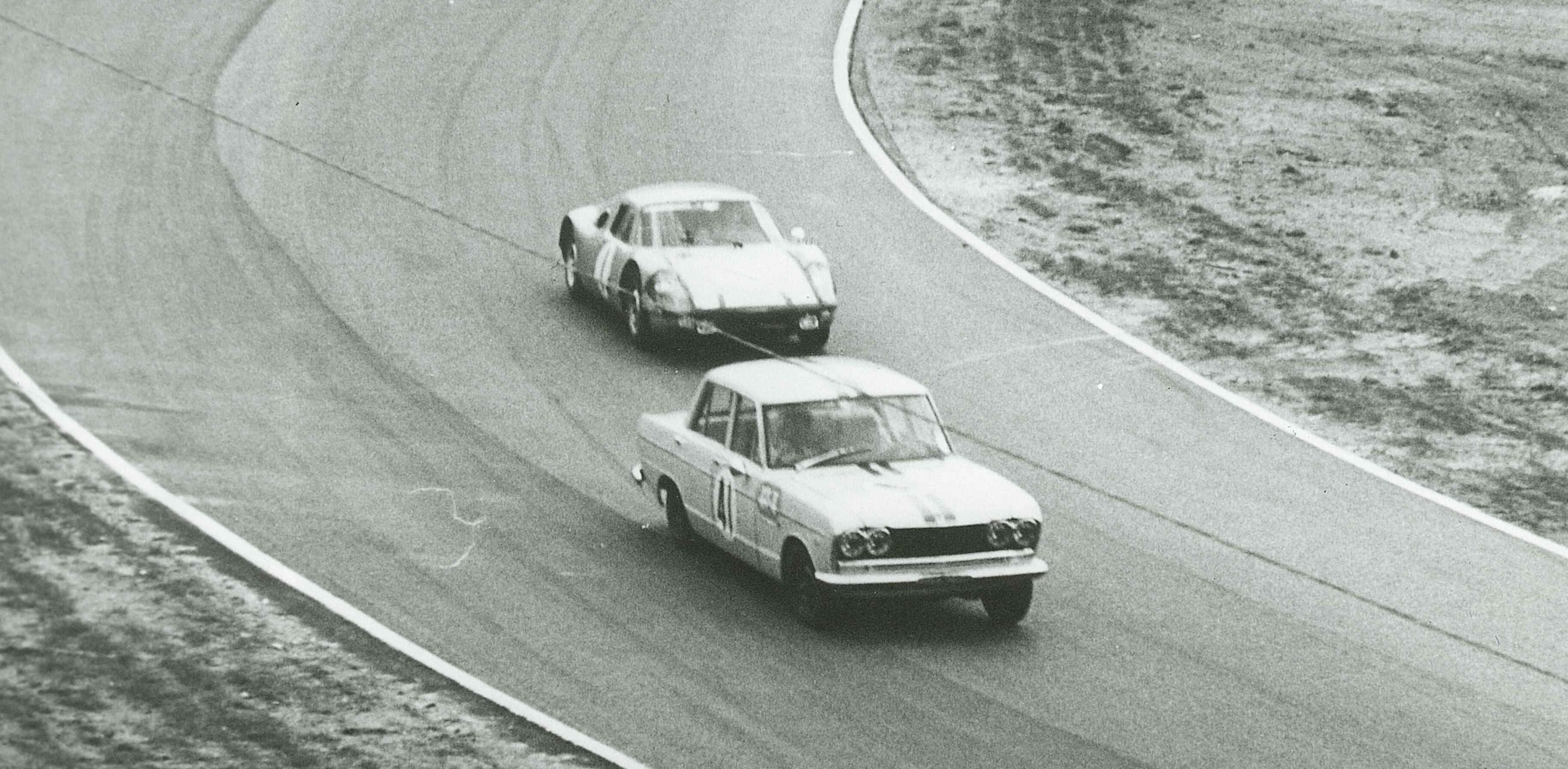 Nissan Skyline 1964