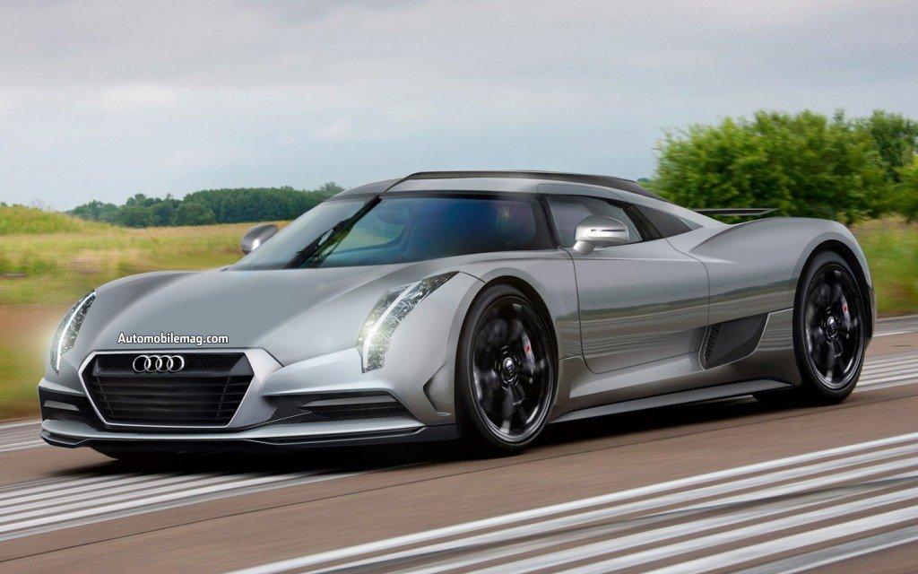 Audi R20 2017