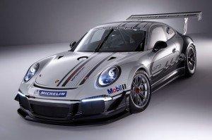 Porsche 911 GT3 Cup 2013