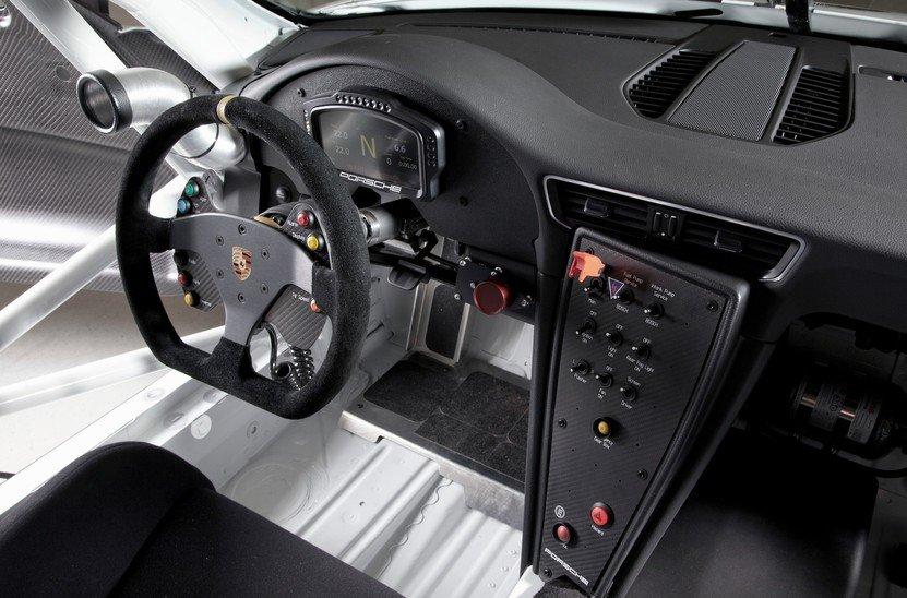 911 GT3 2013 Interior
