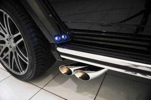 Mercedes-Benz G63 AMG BRABUS B62-620 Widestar Edition