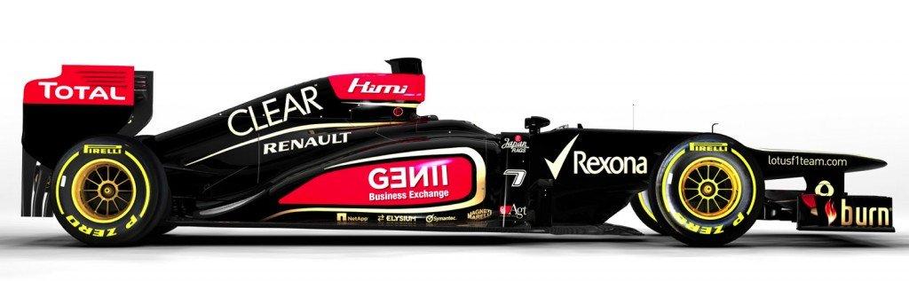 Lotus E21 F1