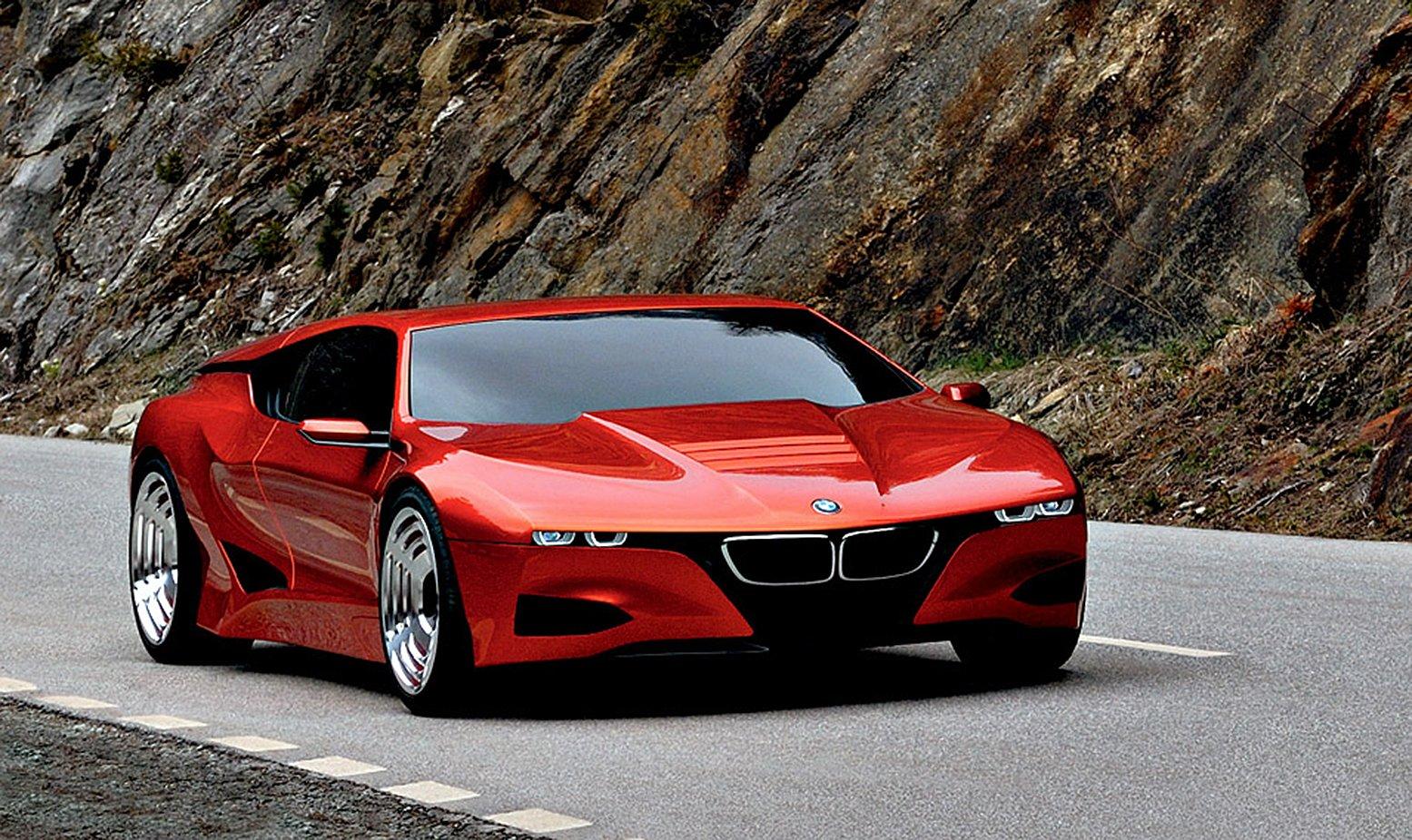 BMW M8 2016