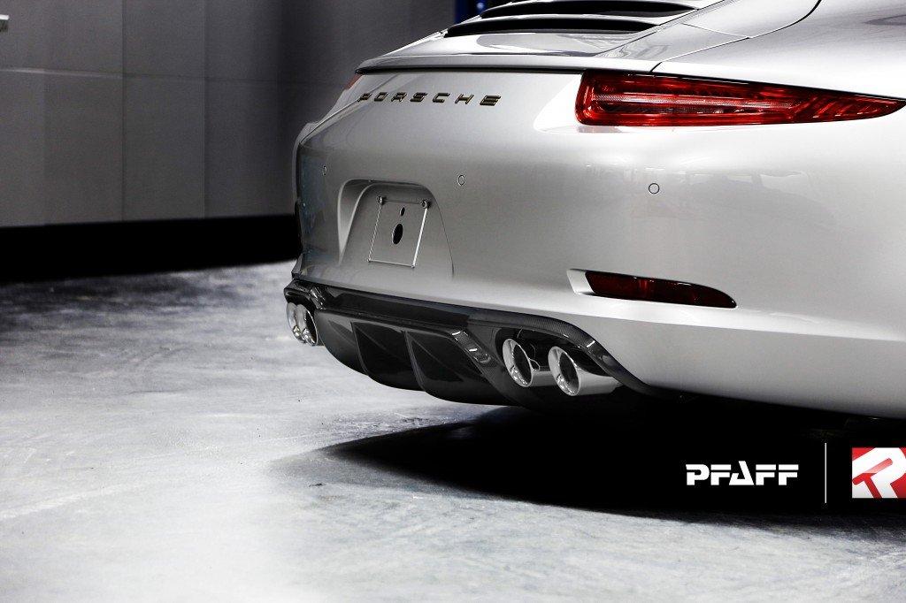 Porsche 991 Fabspeed