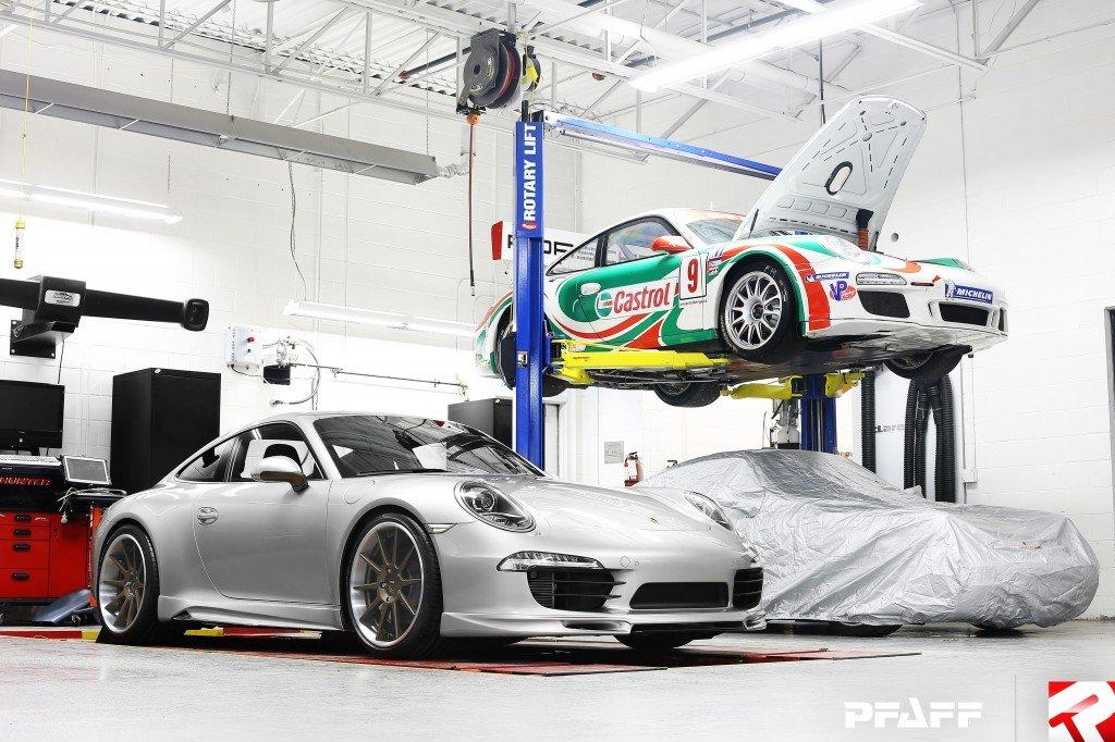 Porsche 991 Bronze Edition