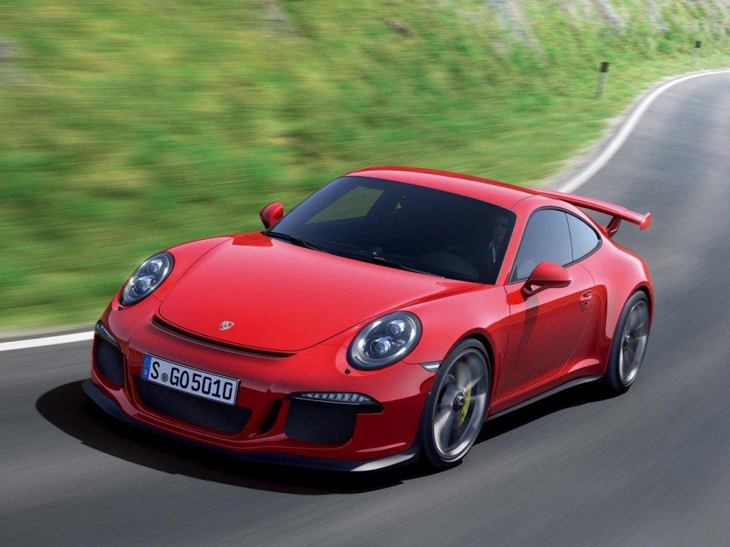 Porsche 911 GT3 road