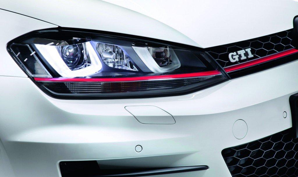 VW Golf GTI Scheinwerfer
