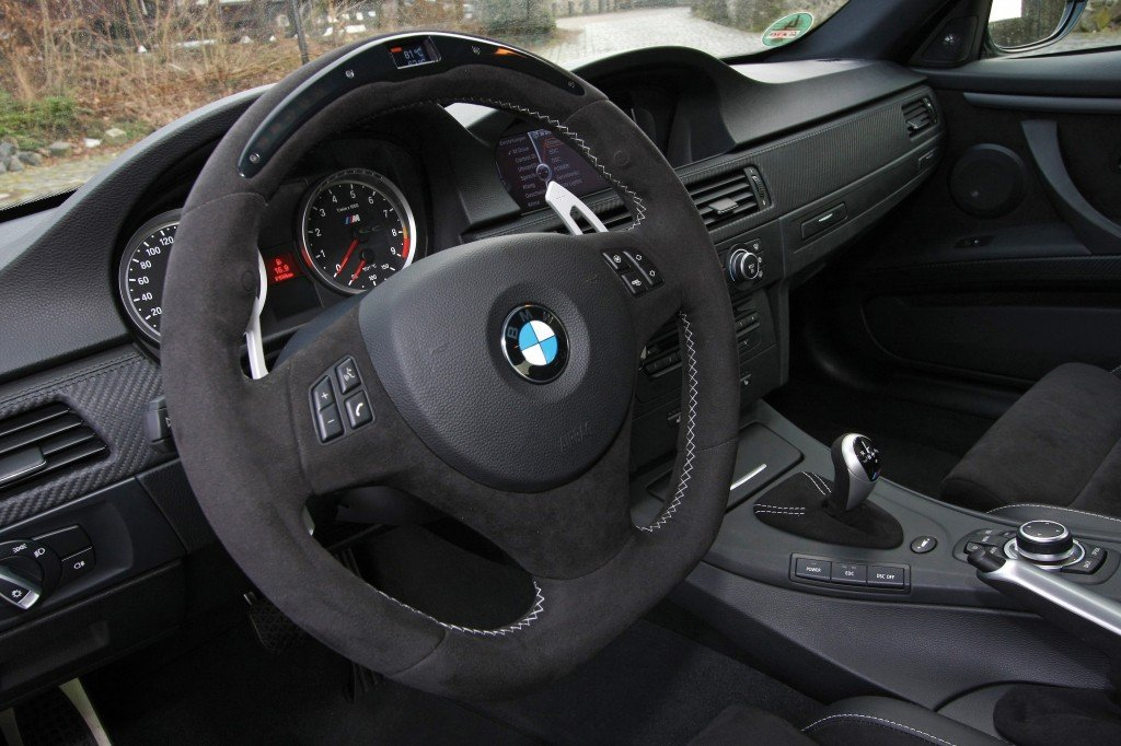 Leib M3 Cockpit