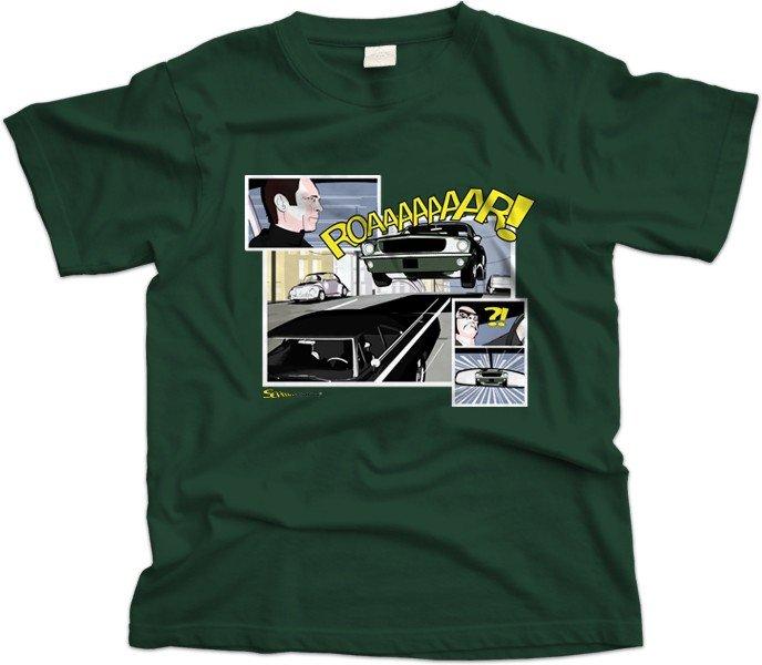 Bullitt Mustang 390GT T-Shirt