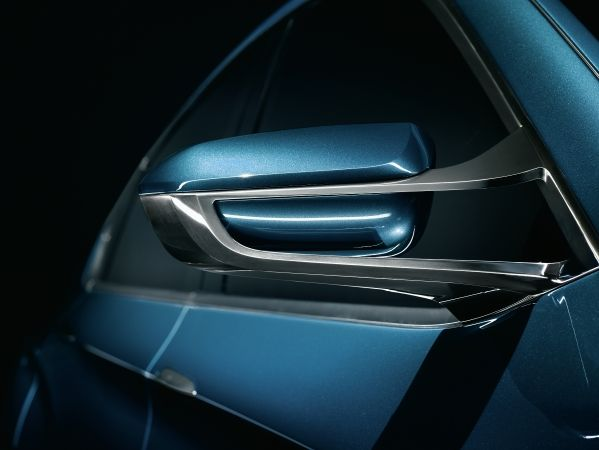 BMW X4 Concept Seite