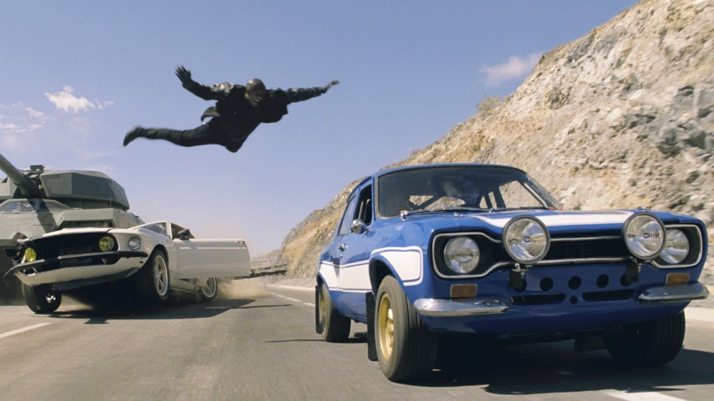 Fast & Furious 6 Trailer