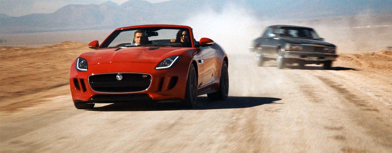 Jaguar F-Type: Desire