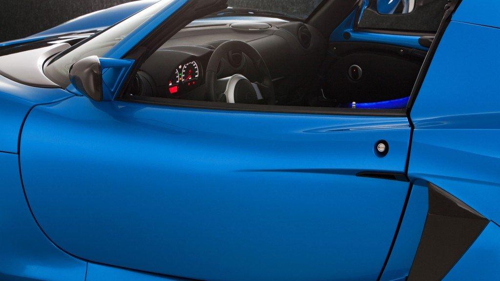 Detroit Electric SP:01 interior