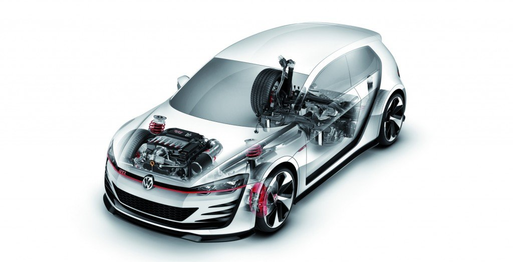 Design Vision GTI Technical Details