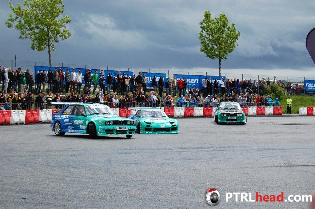 Tuning World Bodensee 2013 Drift Show Falken Tyres