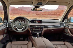 BMW X5 F15 Interior