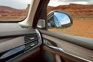 BMW X5 F15 Interior Detail