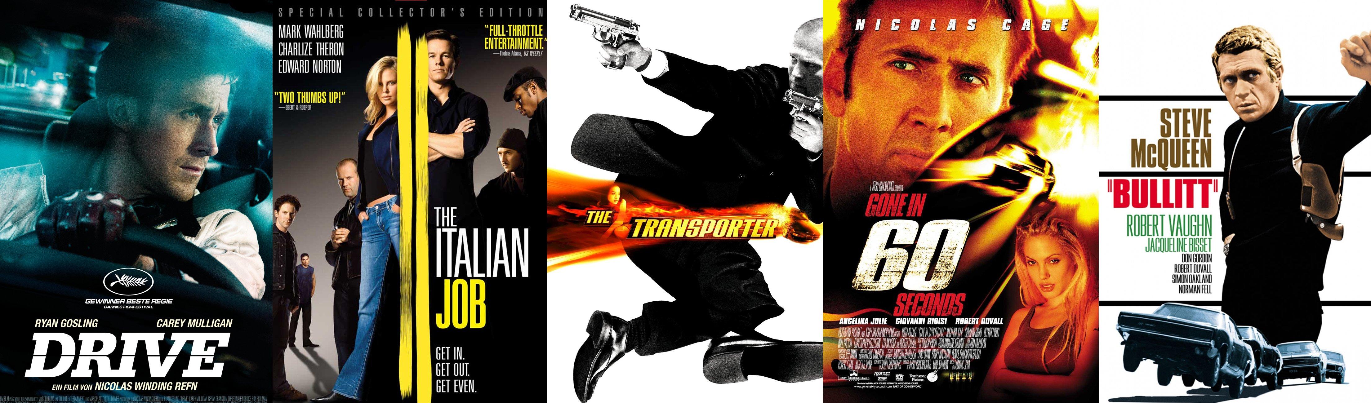 5 Filmtipps für Autofans