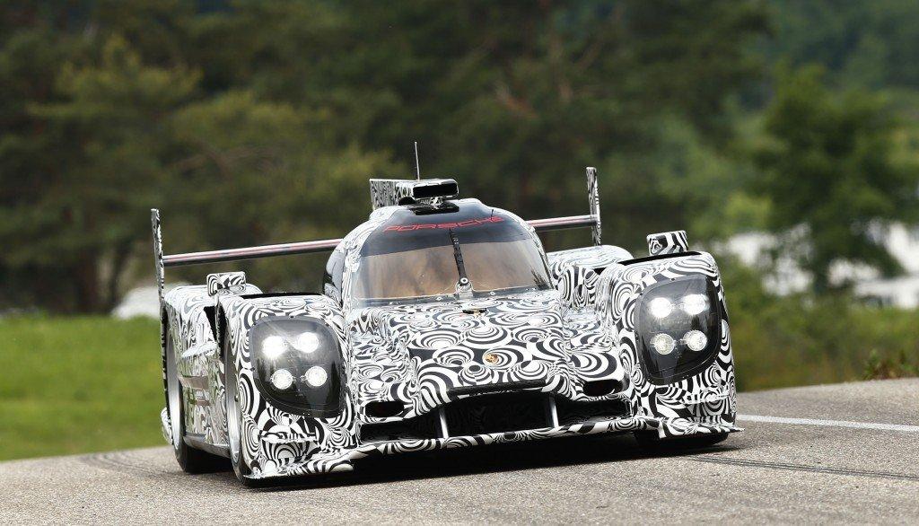 Porsche LMP1-Prototyp
