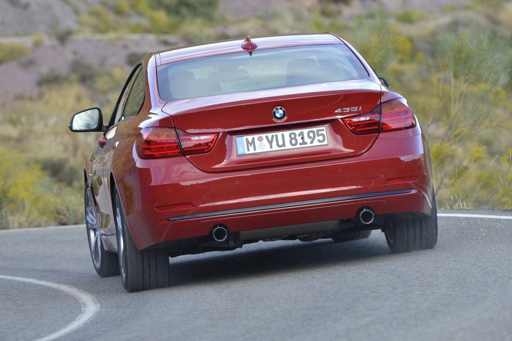 BMW 435i Coupé