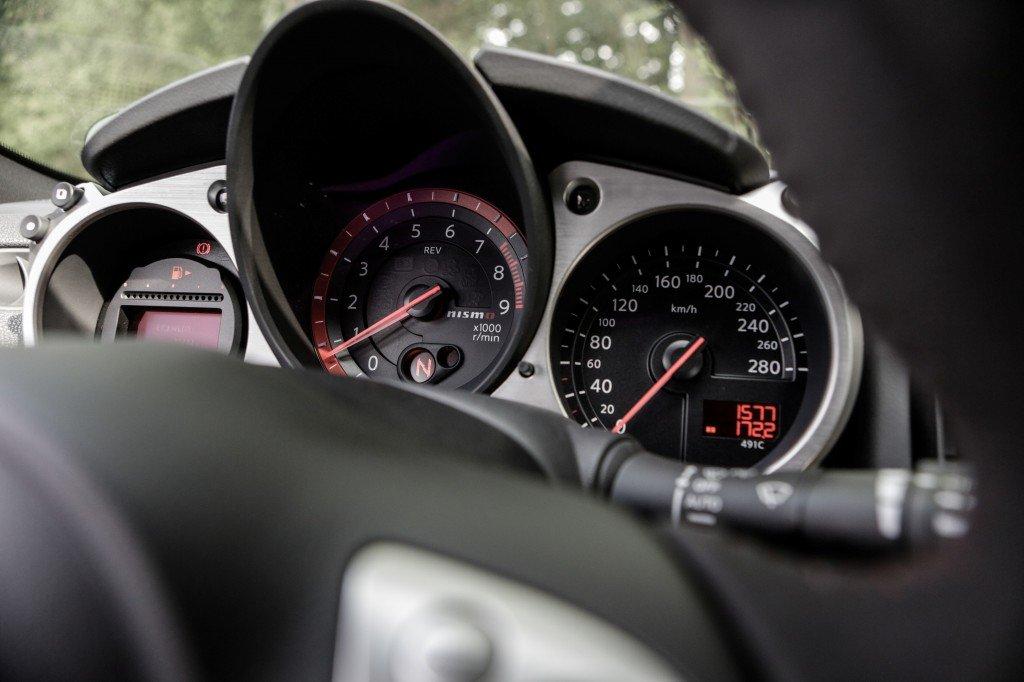 370Z Nismo Interior Detail