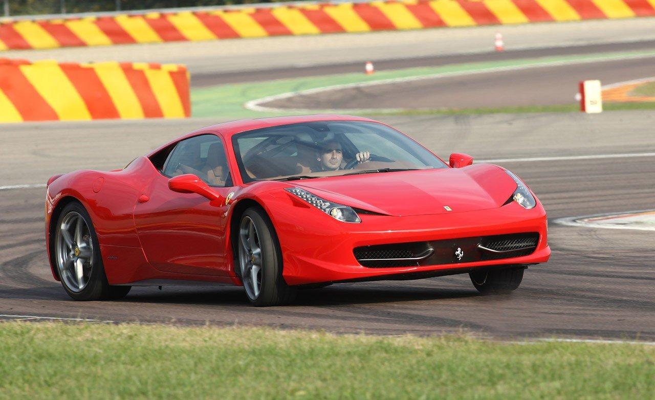 Ferrari F458 Scuderia