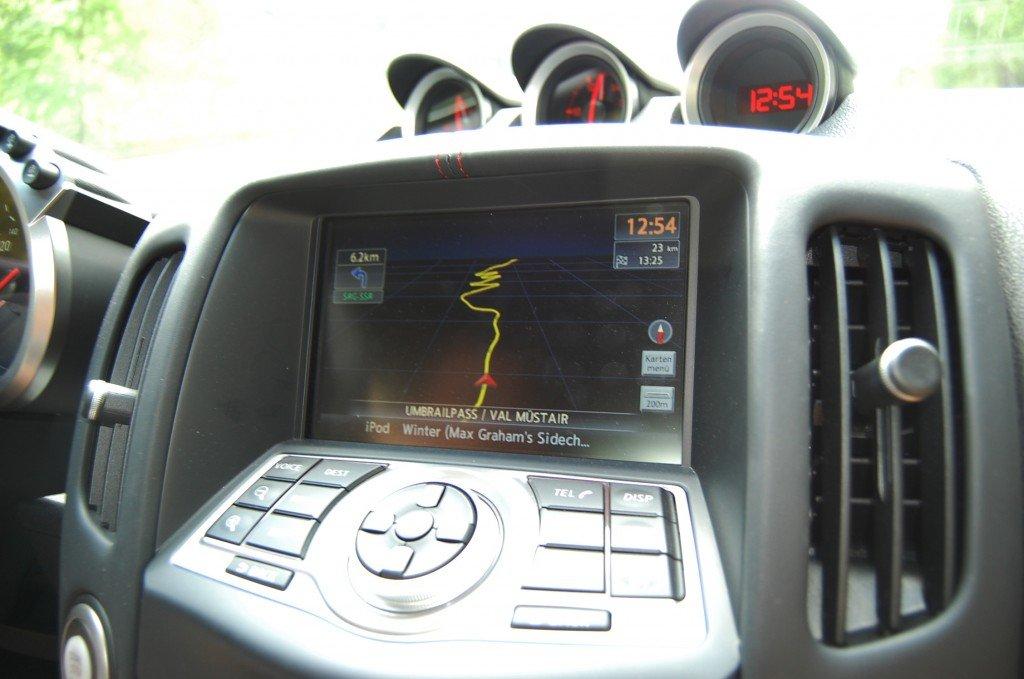 370Z Nismo Navigation