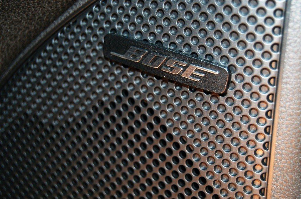 Bose Logo Nissan 370Z Nismo
